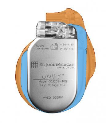 Ce mark St Jude Medical Assura Fortify ICD Unify CRT-D Quadra CRT-D