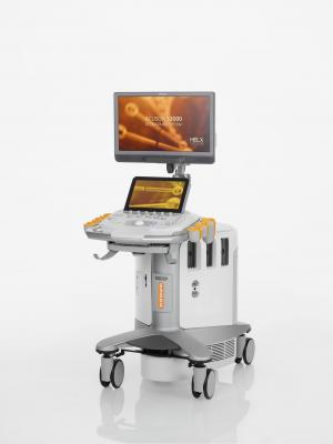Siemens, Acuson S3000 ultrasound system, HELX Evolution with Touch Control, usability study, Macadamian Technologies
