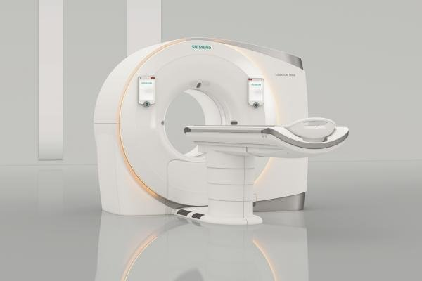 Siemens Healthineers, Somatom Drive CT system, FDA clearance
