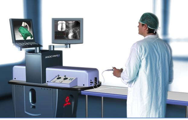 Simbionix ANGIO Mentor Structural Heart Simulator Models