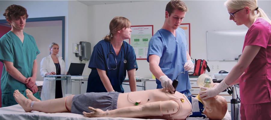 Laerdal Medical, SonoSim, Laerdal-SonoSim Ultrasound Solution, education and training simulator