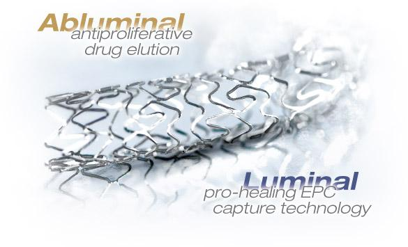 Patient Enrollment REDUCE Sudy Combo Dual Therapy Stent OrbusNeich
