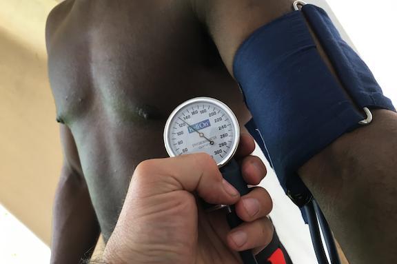 Hypertensive Crisis Five Times More Likely Among Blacks, according to a late-breaking study at AHA 2018. #AHA #AHA18 #AHA2018