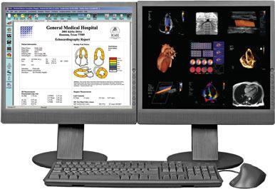 Digisonics Cardiac PACS Pediatric Cath Reporting