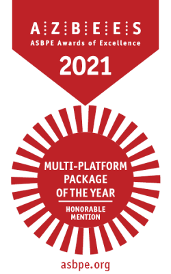 Overall Excellence Finalist/Multi-platform Package of the Year for its coverage of the Pandemic's Toll on Cardiology, National