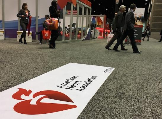 The American Heart Association, AHA, 2019 meeting late breaking trials and key studies on cardiovascular science.