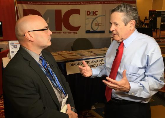 Arthur Agatston, M.D., the name-sake of the Agatston score, discusses the history of CTcalciumscoring at SCCT 2019 during a video interview withDAIC. #SCCT19