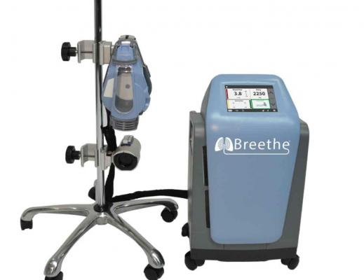 The Abiomed Breethe OXY-1 System has received U.S. FDA 510(k) clearance.