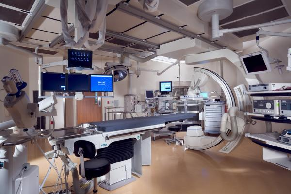 Cath lab, cath lab management with multiple speciality users, EP, cardiology, IR, endovascular procedures