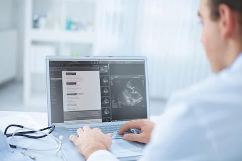 The ScImage cloud-based PICOM365 enterprise cardiology is one of the newer generation echo reporting solutions that offers several ways to streamline workflow.