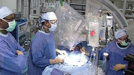 Mercy Medical Center Chicago, hybrid OR, TAVR, TAVER, heart team