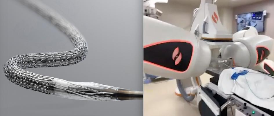 Two of the top preforming pieces of content in October was the FDA clearance for the first indication for shortened DAPT for Medtronic's Resolute Onyx Drug Eluting Stent. A virtual tour of the new robotic electrophysiology lab at Banner Health led by Pete Weiss, M.D., also was among the most popular cardiology technology content.