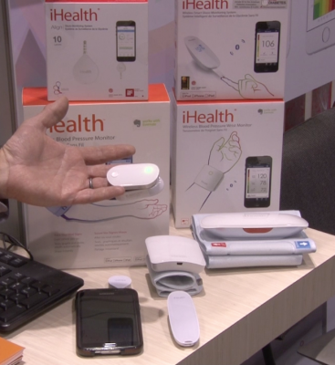 wearable devices to monitor patient health