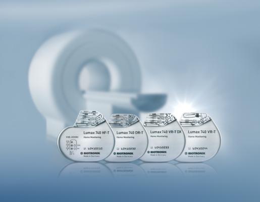 biotronik, MRI safe ICD