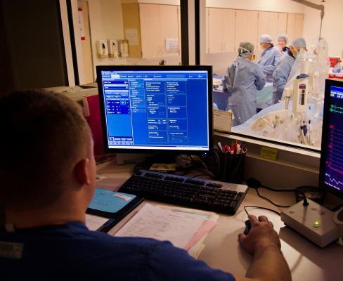 McKesson Cardiology, CVIS, cardiovascular information system, cardiac PACS, sale, sells, merges, new IT company