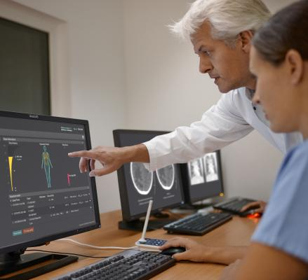 Philips Dosewise portal allows X-ray radiation dose tracking for individual patients