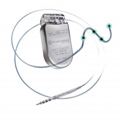 The Unify ICD is one of the SJM devices in an FDA warning letter