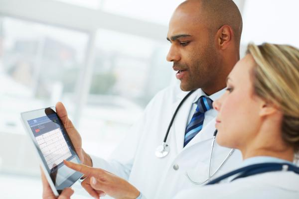 McKesson, iPad, CVIS, ECG mobile viewer