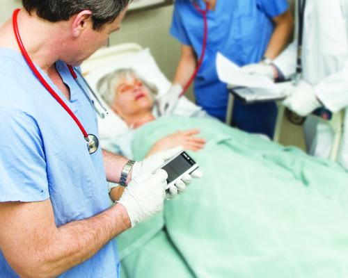 Mobile medical apps, survey, UK, Research Now