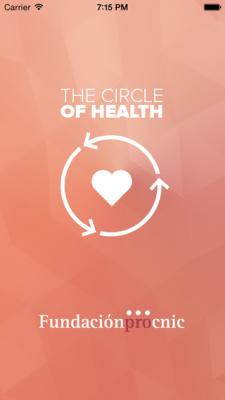 Circle of Health, Valentin Fuster, mobile application, cardiovascular health