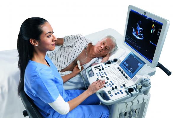 GE Ultrasound, GE echo