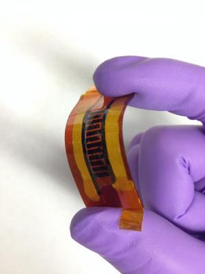 wearables, graphene, boron, Rice University