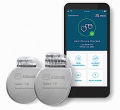 FDA Clears Abbott Gallant ICD and CRT With Bluetooth Connectivity and Continuous Remote Monitoring