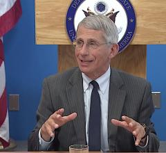 Anthony S. Fauci, M.D., director of the National Institute of Allergy and Infectious Diseases, National Institutes of Health (NIH), has been the target of threats over his suggestions on how to contain the spread of coronavirus in the U.S. Photo by Jonathan Wyett, U.S. Department of State