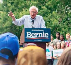 Two Stents Implanted in Democratic Presidential Candidate Bernie Sanders, suffers chest pain