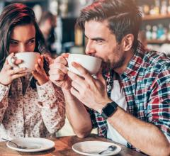 HRS study finds Frequent Coffee Consumption Lowers Chance of Arrhythmias. #HRS #HRS20 Heartrhythm20