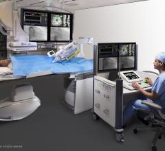 Corindus CorPath Used in World's First-in-Human Telerobotic Coronary Intervention