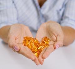 Omega-3 fish oil supplements did not help patients after a heart attack in AHA 2020 study. #AHA #AHA20 #AHA2020. Getty Images