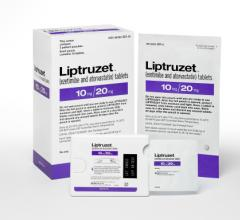 Merck FDA Approval Liptruzet