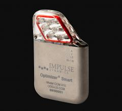 Impulse Dynamics Optimizer Smart device is an implantable device that helps optimize cardiac pumping action in heart failure patients.