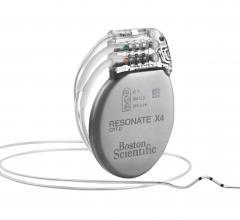 Boston Scientific's Resonate X4 CRT-D system