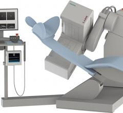 Siemens Healthineers has introduced a new version of its c.cam dedicated SPECT cardiac nuclear medicine system to the U.S. market. This single-photon emission computed tomography (SPECT) scanner with a reclining patient chair offers nuclear cardiology providers a low total cost of ownership, ease of installation, and a high level of image quality.