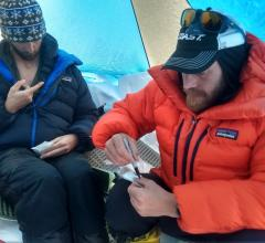 Cardea Solo Wearable ECG Collects High-Altitude Cardiac Data on Denali Expedition