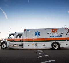 University of Tennessee, Mobile Stroke Unit, CT angiography, Siemens Somatom Scope