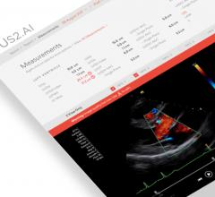 Us2.ai has received U.S. Food and Drug Administration (FDA)clearance for its artificial intelligence (AI) Us2.v1 software, a completely automated decision support tool for echocardiography.