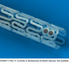 Absorb Bioresorbable Vascular Scaffold Clinical Trial Acc 2013