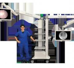 CompView Medical, NuCart, mounts, flat panel displays, hybrid OR, mobile boom
