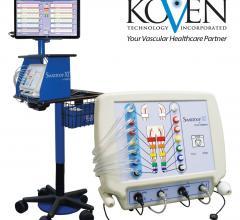Koven Technology, Smartdop XT vascular testing system,