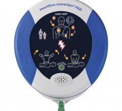 Physio-Control Launches HeartSine samaritan PAD 360P Automated External Defibrillator in United States