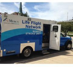 Mercy St. Vincent, northwest Ohio, mobile stroke unit, Ceretom CT scanner