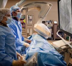 Beaumont Hospital, Michigan, endovascular aortic repair, EVAR, conscious sedation
