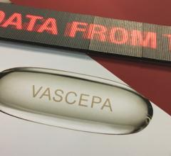 Vascepa pill contains a concentrated form of fish oil, icosapent ethyl, indication for prevention. The U.S. Food and Drug Administration (FDA) Dec. 13, 2019, approved the use of Vascepa (icosapent ethyl) capsules as an adjunctive therapy to reduce the risk of cardiovascular events in adults with elevated triglyceride levels.