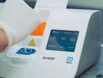 """The Abbott ID Now COVID-19 point of care testing system helped speed up the turnaround times for COVID results. As of Nov. 10, 2020, the FDA had approved 288 COVID tests under its emergency use authorization.<a href=""""https://www.dicardiology.com/content/covid-19-genetic-pcr-tests-give-false-negative-results-if-used-too-early"""">Read about 20 percent false negative rates in many of the COVID PCR tests.</a>"""