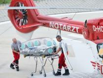 With high COVID infection rates in the German state of Saxony, they recently equipped their medical helicopter station in Bautzen with the EpiShuttle. This containment pod allows COVID-19 patients to be transported without fear of contamination in the helicopter. In 2020, DRF Luftrettung said it performed 662 coronavirus missions, with 330 patients transported by air. DRF Luftrettung has 12 EpiShuttles in use and said they play an important role in their comprehensive hygiene and adding safety for both pati