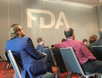 #TCT2019 #TCT #TCT19 The U.S. Food and Drug Administration (FDA) town hall meeting at the 2019 Transcatheter Cardiovascular Therapeutics (TCT) conference focused on the possible safety Issues with paclitaxel-eluting stents and balloons, and what should be included in future trials for new transcatheter valves.