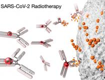 I-131 has been proposed as a radiation therapy to target and kill the SARS-CoV-2 virus.